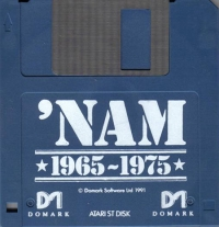 'Nam 1965-1975 [ES] Box Art