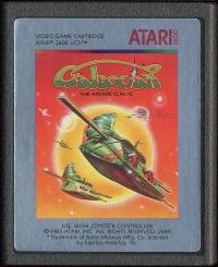 Galaxian (Comic Book inluded) Box Art