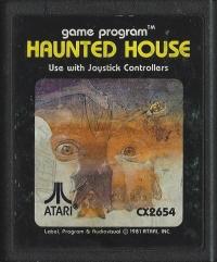 Haunted House Box Art