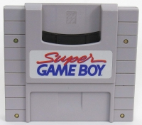 Super Game Boy [NA] Box Art
