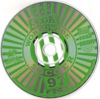 Sega Worldwide Soccer 97 Box Art