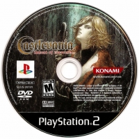 Castlevania: Lament of Innocence Box Art