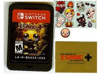 Binding of Isaac, The: Afterbirth+ (Isaac Stickers Inside) Box Art