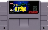 D-Force Box Art