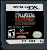 Fullmetal Alchemist: Dual Sympathy Box Art