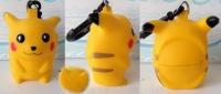 1998 Pikachu Coin Holder Keychain Box Art