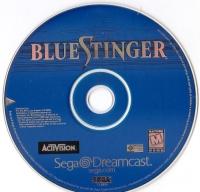 Blue Stinger Box Art