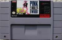 Pink Goes to Hollywood Box Art