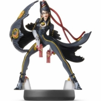 Bayonetta (Player 2) - Super Smash Bros. Box Art