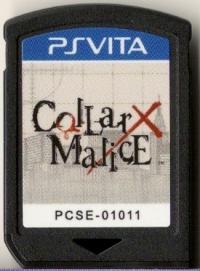 Collar X Malice Box Art