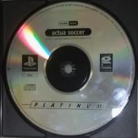 Actua Soccer - Platinum Box Art