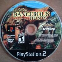Cabela's Dangerous Hunts Box Art