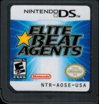 Elite Beat Agents Box Art