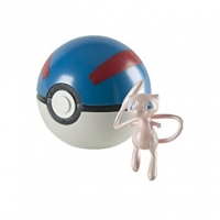 20th Anniversary Mew with Great Ball Box Art