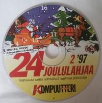 2 '97: 24 Joululahjaa - Kompuutteri Box Art