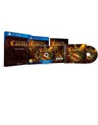 Cursed Castilla EX - Limited Edition Box Art