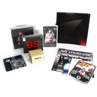 DJ Max Portable Black Square - Quattra Limited Edition Box Art