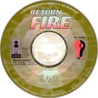 Return Fire Box Art