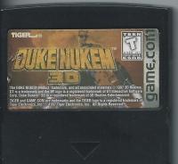Duke Nukem 3D Box Art