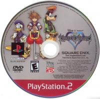 Kingdom Hearts - Greatest Hits Box Art