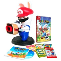 Mario + Rabbids: Kingdom Battle - Collector's Edition [PL][CZ][SK][HU][RU] Box Art