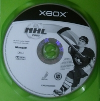 NHL 2002 (VET/SFB rated) Box Art