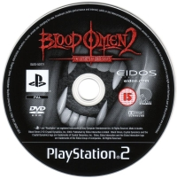 Blood Omen 2 Box Art