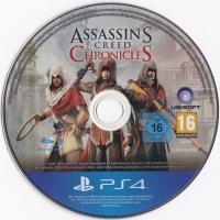 Assassin's Creed Chronicles [NL] Box Art