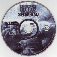 Medal of Honor: Allied Assault: Spearhead [FI] Box Art