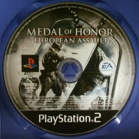 Medal of Honor: European Assault [FI] Box Art