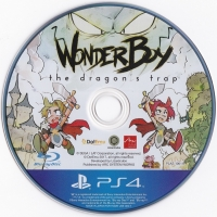 Wonder Boy: The Dragon's Trap Box Art