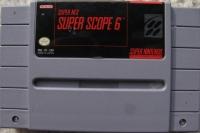 Super NES Super Scope 6 Box Art
