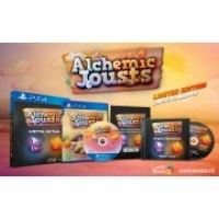Alchemic Jousts - Limited Edition Box Art