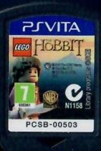 LEGO The Hobbit Box Art