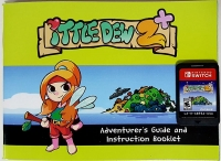 Ittle Dew 2+ (Secret Bonus Items Inside) Box Art