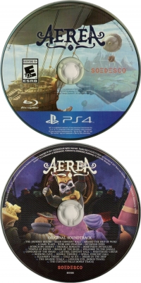 Aerea - Collector's Edition Box Art