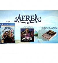 AereA - Collector's Edition (Play-Asia Exclusive) [UK/FR] Box Art