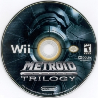 Metroid Prime: Trilogy - Collector's Edition Box Art