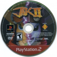Jak II - Greatest Hits Box Art