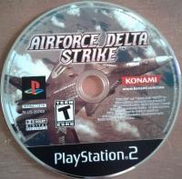 AirForce Delta Strike Box Art