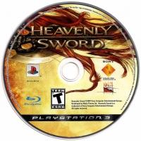 Heavenly Sword Box Art
