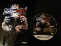 WWE SmackDown! vs. Raw 2006 Box Art