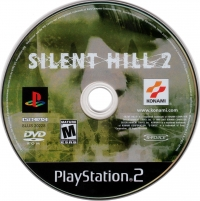 Silent Hill 2 Box Art