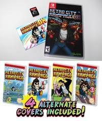 Retro City Rampage DX - Collector's Edition Box Art
