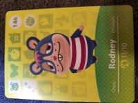 Animal Crossing - #146 Rodney [NA] Box Art