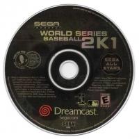World Series Baseball 2K1 - Sega All Stars Box Art