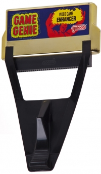 Galoob Game Genie [NA] Box Art