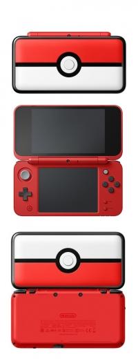 New Nintendo 2DS XL Poké Ball Edition [EU] Box Art