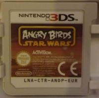 Angry Birds: Star Wars [SE][NO][DK][FI] Box Art