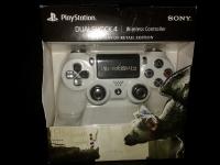 PlayStation 4 Dualshock 4 Wireless Controller - Guardians of Retail (employee) edition Box Art